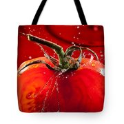 Tomato Freshsplash 2 Tote Bag