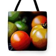 10044 Tomatoes Tote Bag