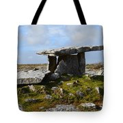 Tomb In Ireland Tote Bag