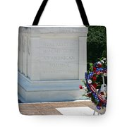 Tomb Of The Unknown Tote Bag