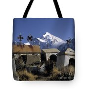 Tombs With A View Tote Bag