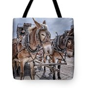 Tombstone Mules Tote Bag