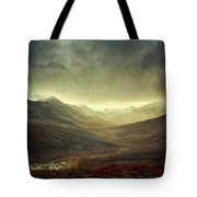 Tombstone Range Seasons Tote Bag