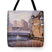 Tonbridge Castle Tote Bag