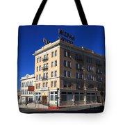 Tonopah Nevada - Mizpah Hotel Tote Bag