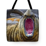 Tonsils And Trunks Tote Bag
