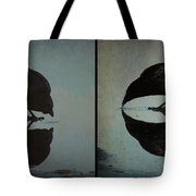 Too Much Self Reflection Can Lead To Narcissism Tote Bag