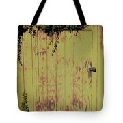 Tool Shed One Tote Bag
