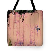 Tool Shed Two Tote Bag