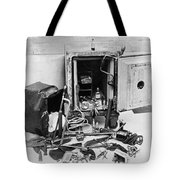 Tools Of The Safe Cracker Tote Bag