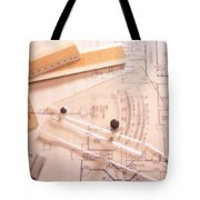 Tools Of The Trade Tote Bag by Jon Neidert
