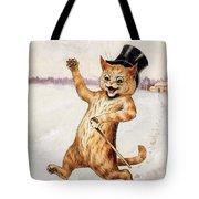 Top Cat Tote Bag