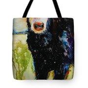 Top Curl Tote Bag