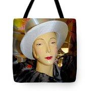 Top Hat Tallulah Tote Bag