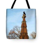 Top Of The Cross Tote Bag