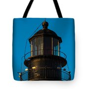 Top Of The Key West Lighthouse  Tote Bag