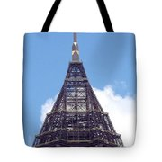 Top Of Tower Of Bank Of America Plaza Tote Bag