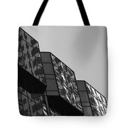 Top Reflection Tote Bag