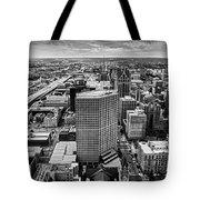 Top View Tote Bag