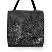 Topeka Capital Tote Bag