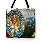 Topless Tote Bag