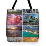 Topsail Glory Tote Bag