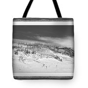 Topsail Island Day Of The Dunes  Tote Bag