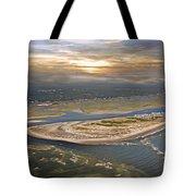Topsail Island Paradise Tote Bag