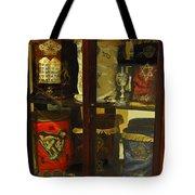 Torah Scrolls Tote Bag