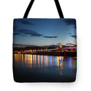 Torbay Nights Tote Bag