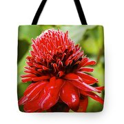 Torch Ginger Single  Tote Bag