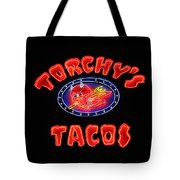 Torchy's Tacos Tote Bag