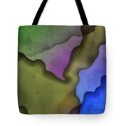 Torn Love Letters Tote Bag