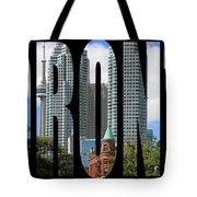 Toronto 1 Tote Bag