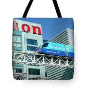 Toronto Airport Shuttle Tote Bag