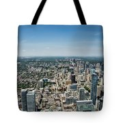 Toronto Divide Tote Bag