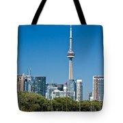 Toronto Harbour Tote Bag