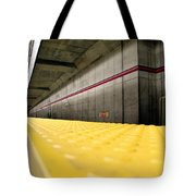 Toronto Subway Station Tote Bag