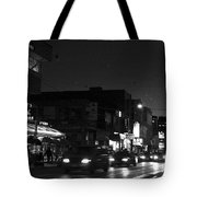 Toronto's China Town After Sunset Tote Bag