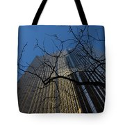 Toronto's Golden Bank - Royal Bank Plaza Downtown Tote Bag