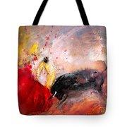 Toroscape 48 Tote Bag
