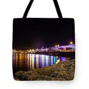 Torquay Lights Tote Bag
