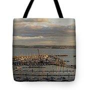 Torquay Panorama Tote Bag