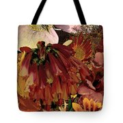 Torremolinos Left Tote Bag