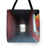Torrington Passageway 1 Tote Bag