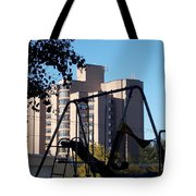 Torrington Towers 1 Tote Bag