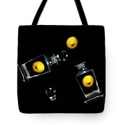 Toss Me A Lemon Tote Bag by Diana Angstadt