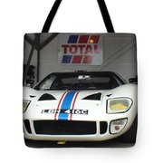 Total Ford Gt 40 Tote Bag
