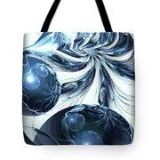 Total Internal Reflection Tote Bag by Anastasiya Malakhova