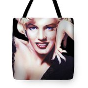 Totally Marilyn Tote Bag